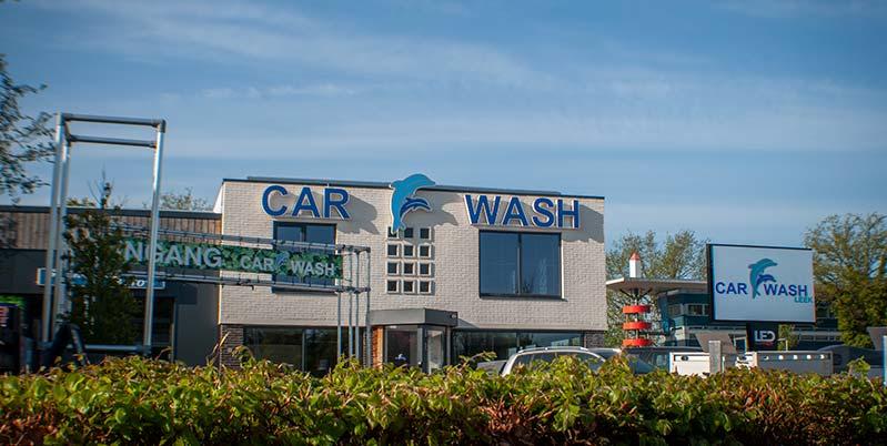 Car Wash Leek