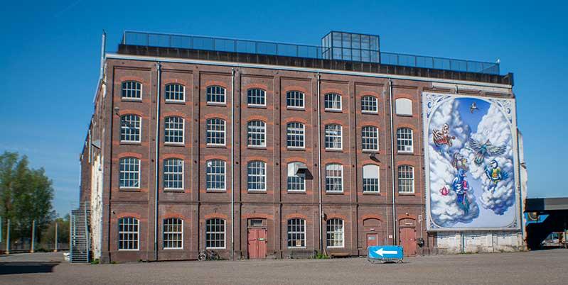Zeefgebouw Groningen