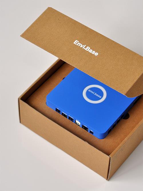 Envitron stapt over op duurzame verpakking